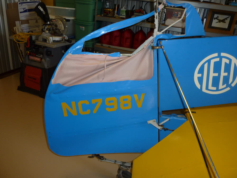 Fleet Fuselage Repair 003